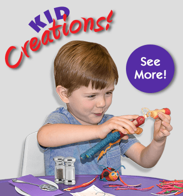 Submitted Kid Creations