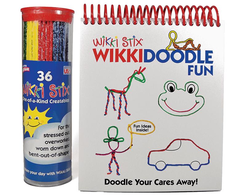 Wikki Doodle Fun