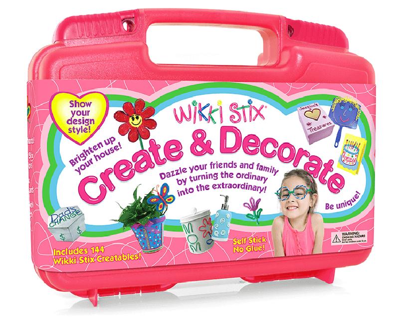 Create & Decorate