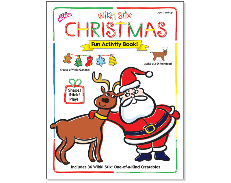 Christmas Fun Book