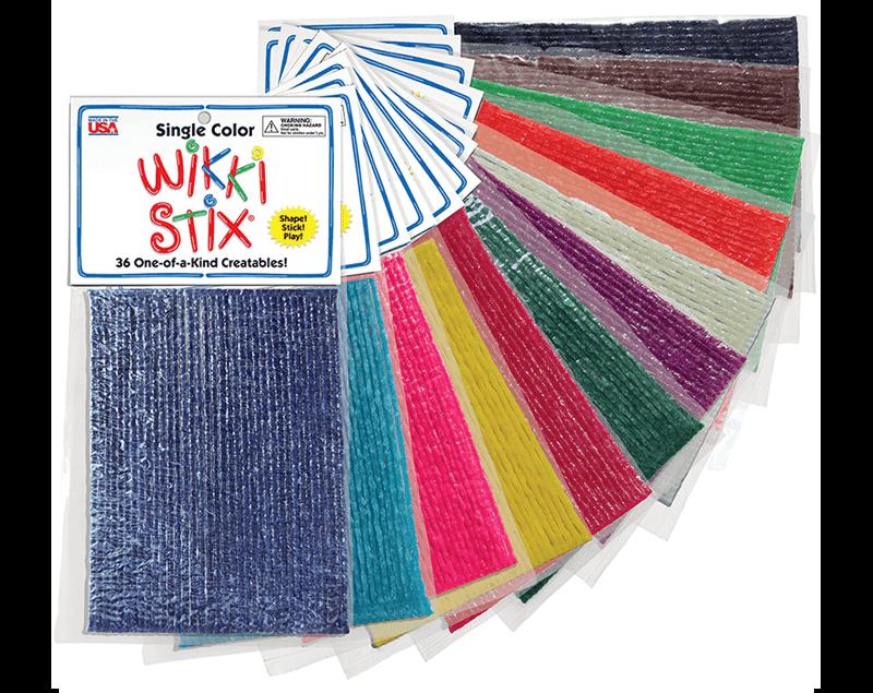 Single Color Paks