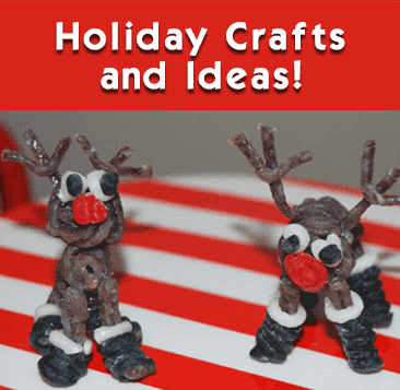 Christmas Crafts and Ideas for Kids