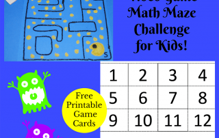 Tech Video Game Math Maze Challenge