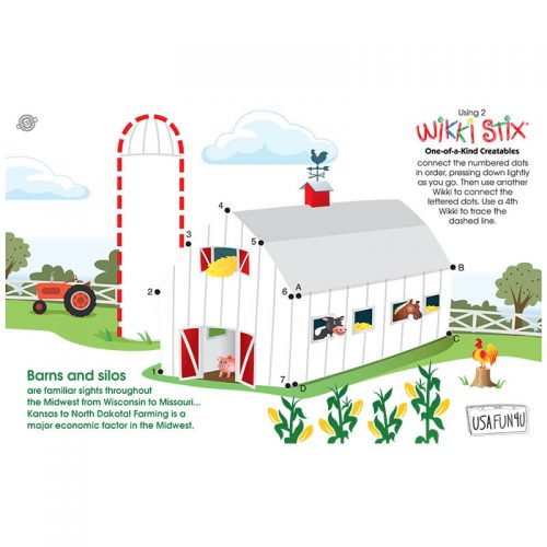 Barns and Silos: Midwest