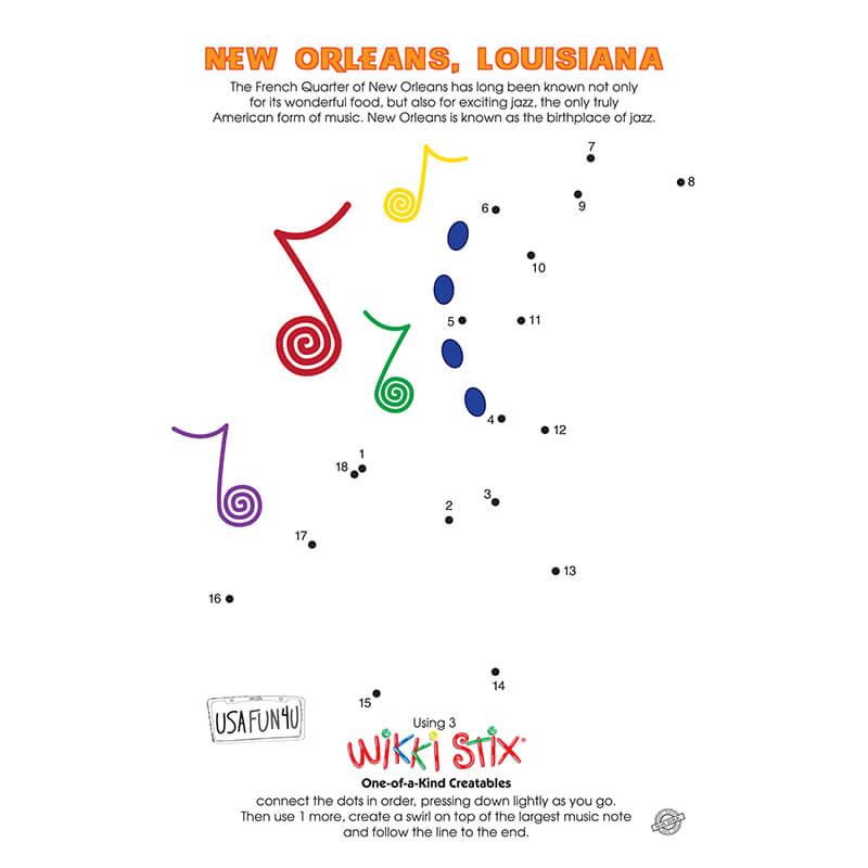 New Orleans Saxaphone