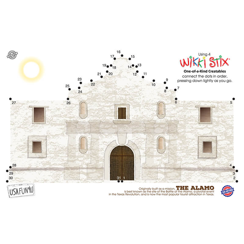 San Antonio The Alamo