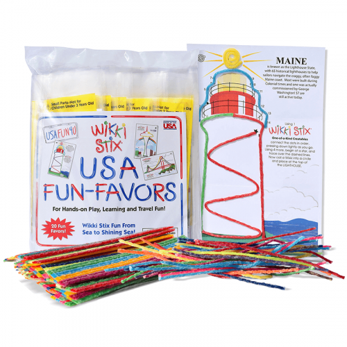 USA Fun Favors