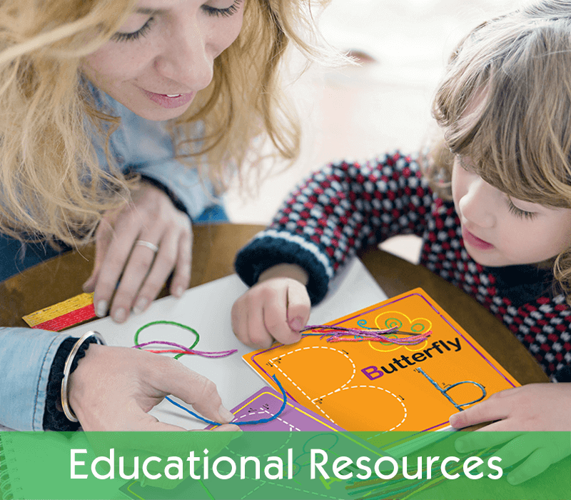 Educational Resources for Teachers & Moms