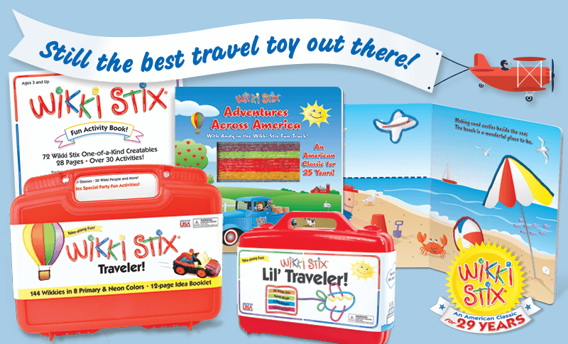 Kid's Travel Toys