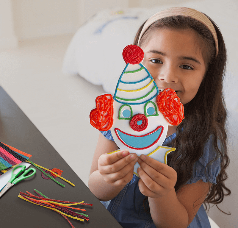Fun arts and crafts for kids!