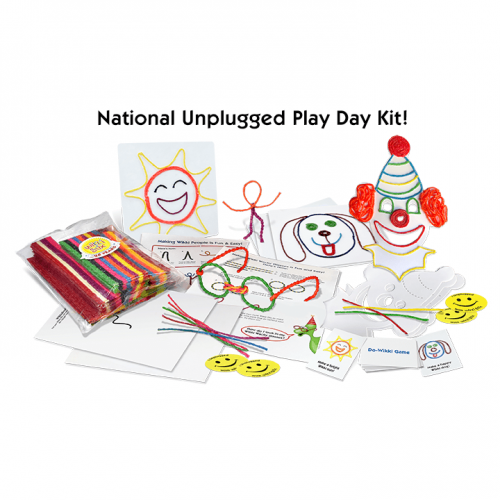 National Unplugged Play Day Kit