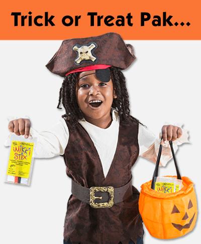 Halloween Tick or Treat Pak