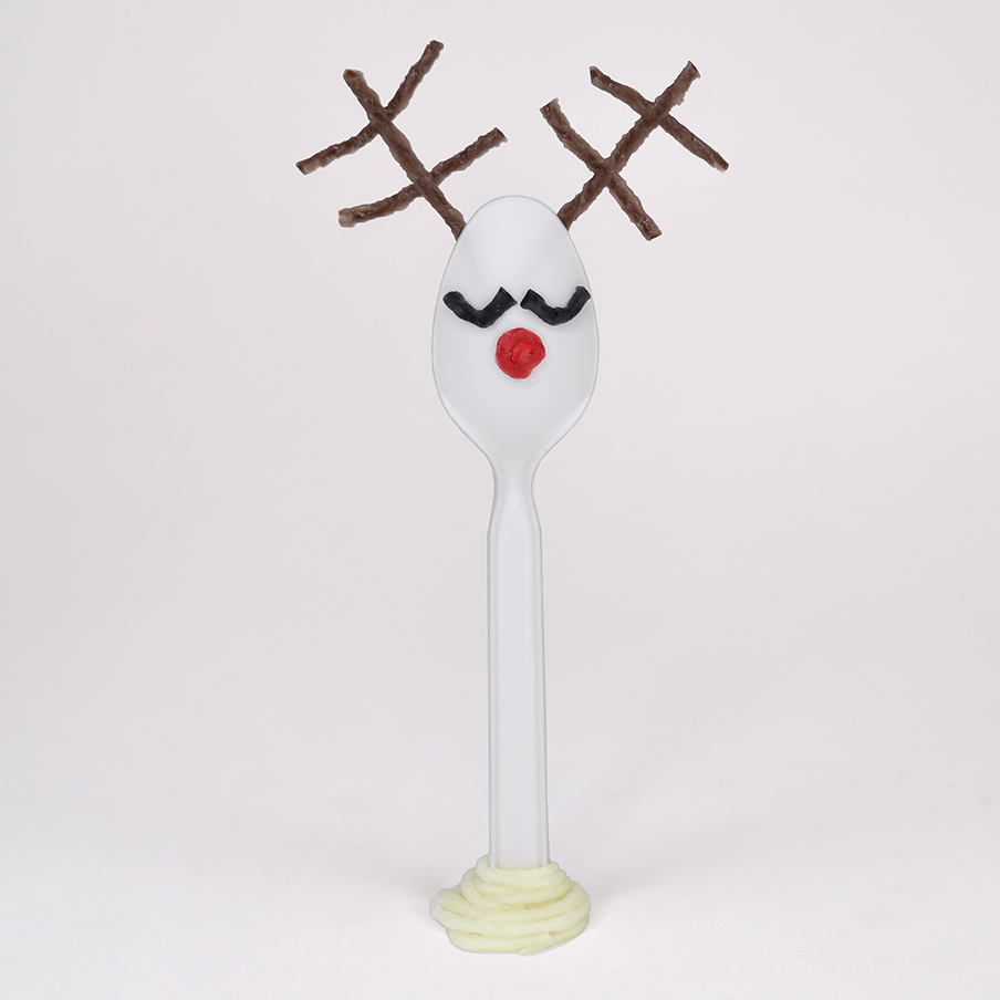 Reindeer Spoon Pal