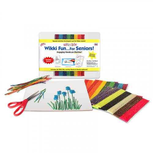 Wikki Fun for Seniors