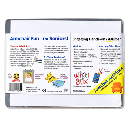 Armchair Fun for Seniors