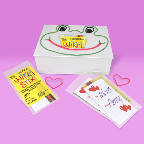 Valentine Box Craft for Kids