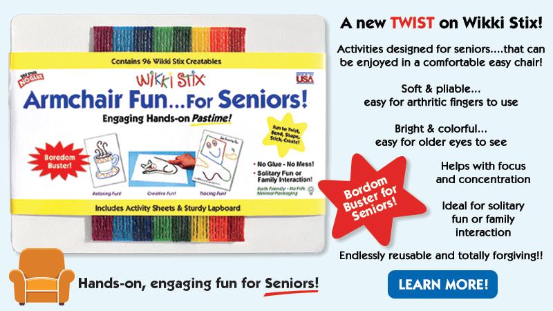 Armchair Fun for Seniors