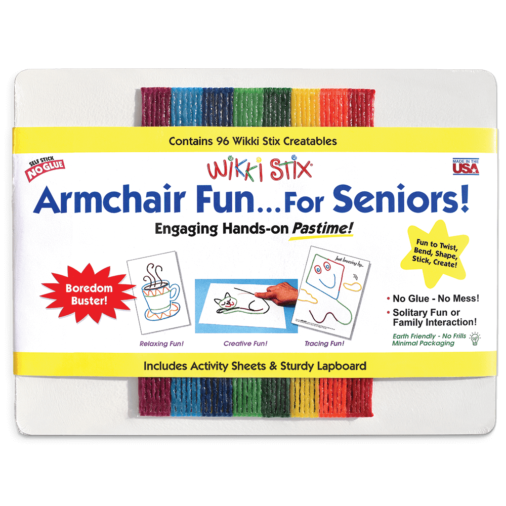 Armchair Fun...For Seniors!