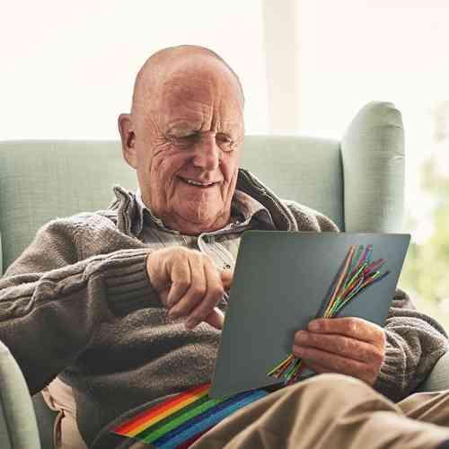 Wikki Fun for Seniors