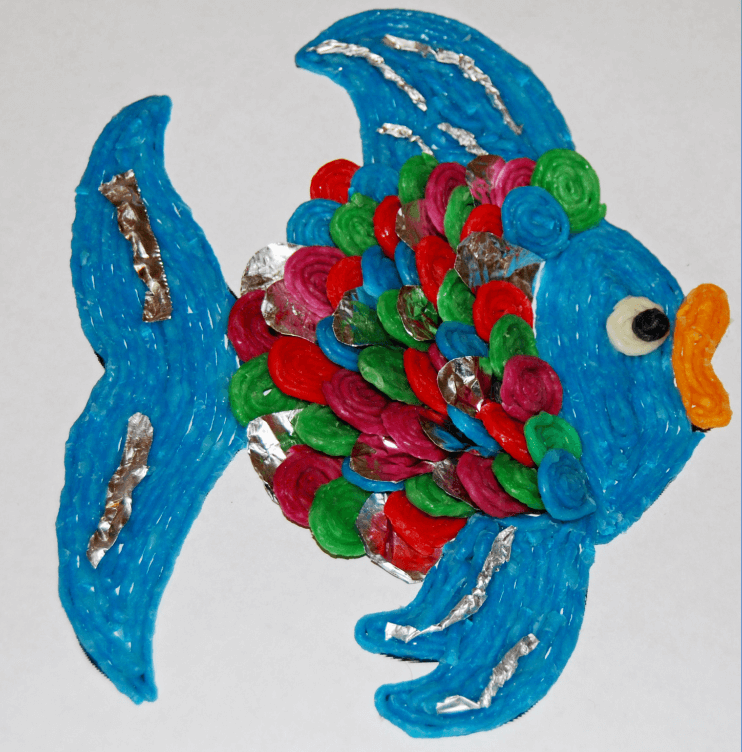 Pout fish Craft
