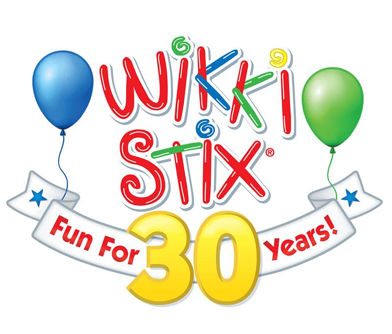 Wikki Stix celebrating 30 years!