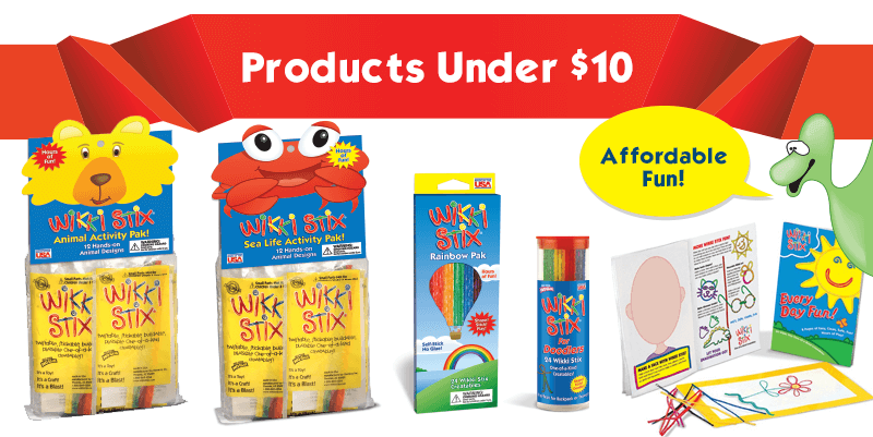 Products Under $10.00