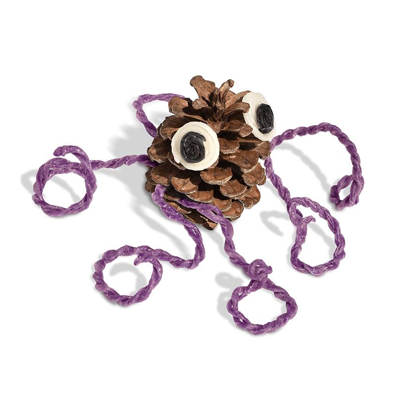 Pinecone Octopus