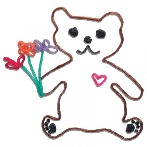 Bear- Creative Activity Pak for Seniors