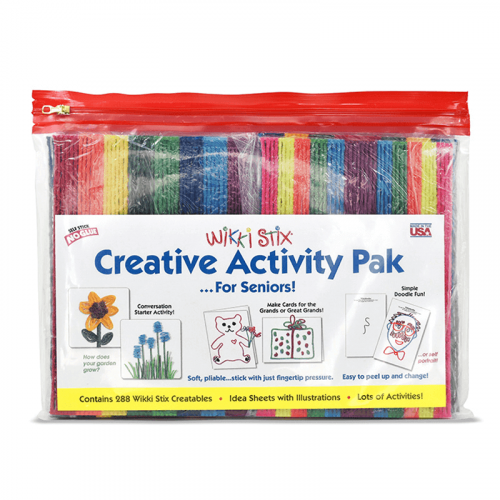 Creative Activity Pak for Seniors