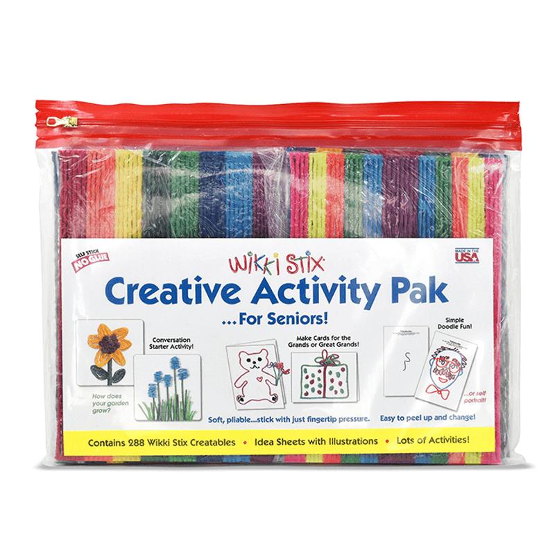 Creative Activity Pak for Seniors