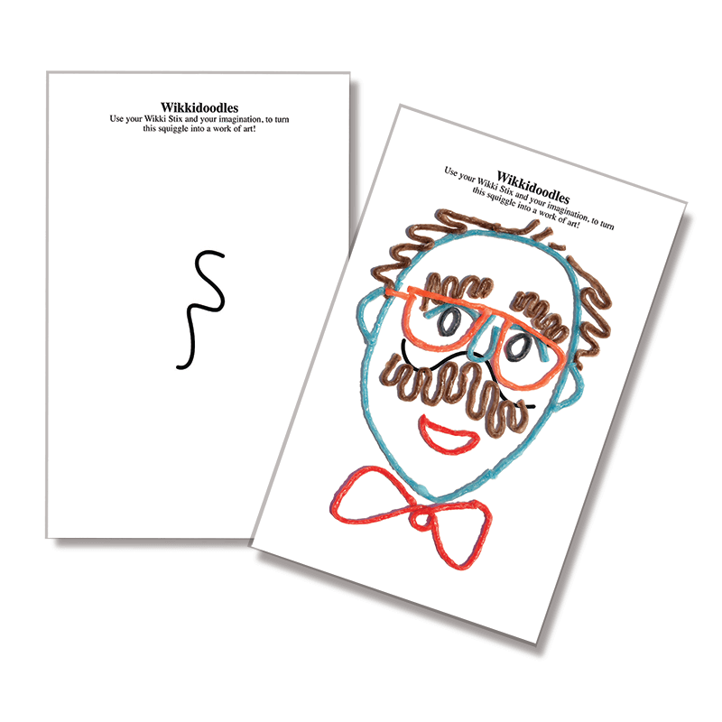 Doodle - Creative Activity Pak for Seniors